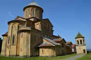 Gelati Monastery, Georgia by Nene Samnashvili