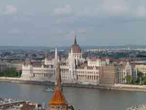 Budapest, Hungary by Dennis Bunnik