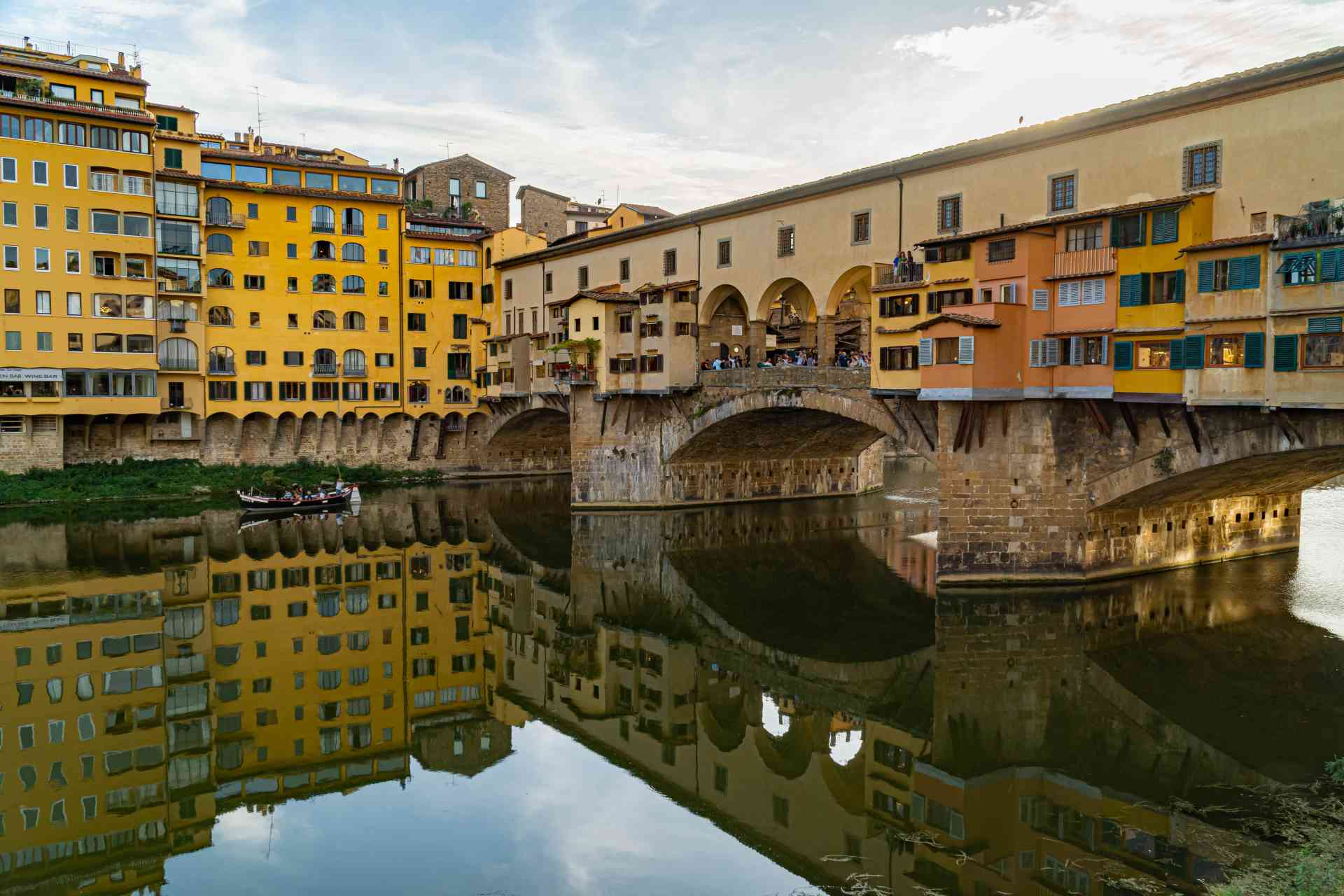 Florence, Italy by Mirza Ariadi