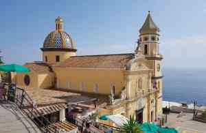 Praiano, Italy by 3DVisu