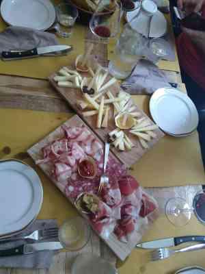 Antipasto Tasting, Tuscany, Italy by Local Life Travel