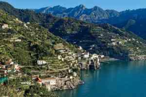 Ravello, Italy by Gregory Smirnov