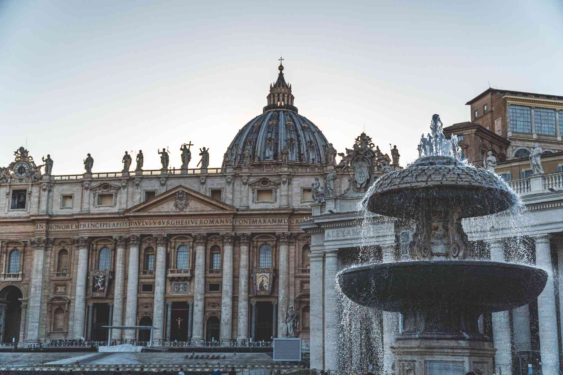 Vatican City, Italy by Mirza Ariadi