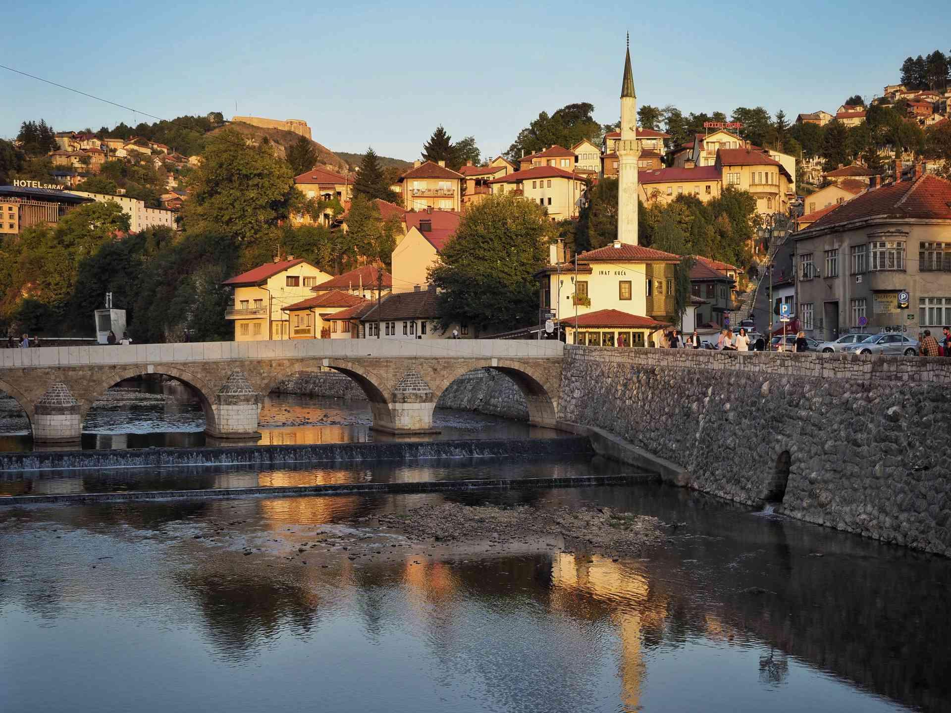 Sarajevo, Bosnia & Herzegovnia by David Hein