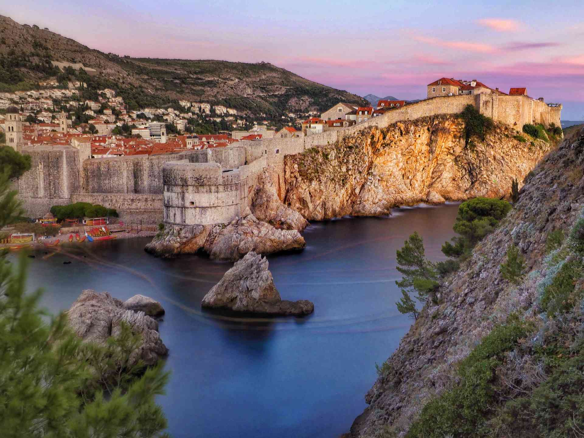 Dubrovnik, Croatia by David Hein