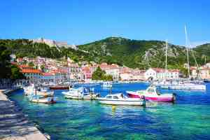 Hvar, Croatia by Graham Meale
