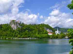 Lake Bled, Slovenia by Dennis Bunnik