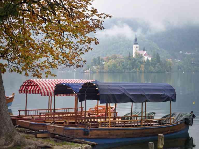Lake Bled, Slovenia by David Hein