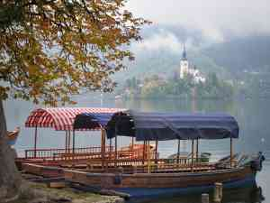 Lake Bled, Slovenia by David Hein
