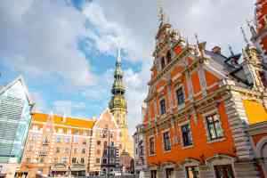 Central Square, Riga by rh2010/Adobe Stock