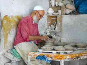 Fez, Morocco by Marion Bunnik