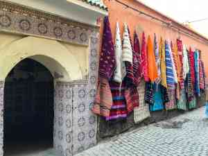 Marrakesh Medina, Morocco by Rachel Footner