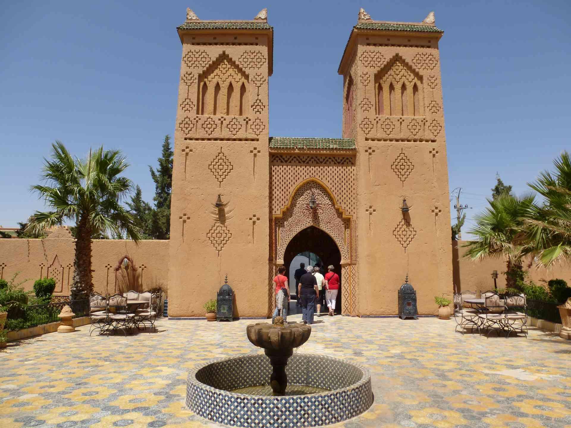 Merzouga, Morocco by Marion Bunnik