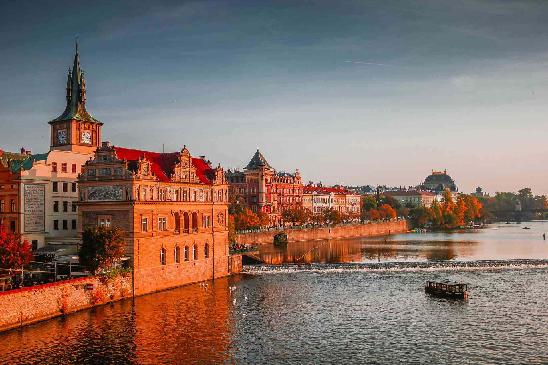 Prague, Czech Republic by Rodrigo Ardilha