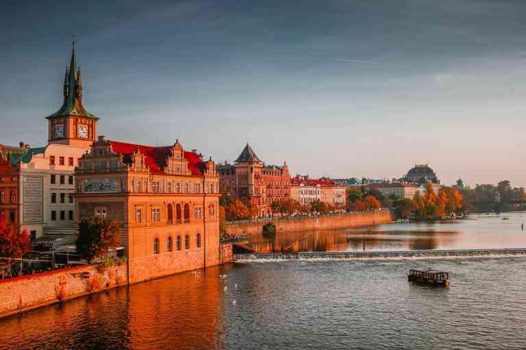 Prague, Czech Republic by Rodrigo Ardilha