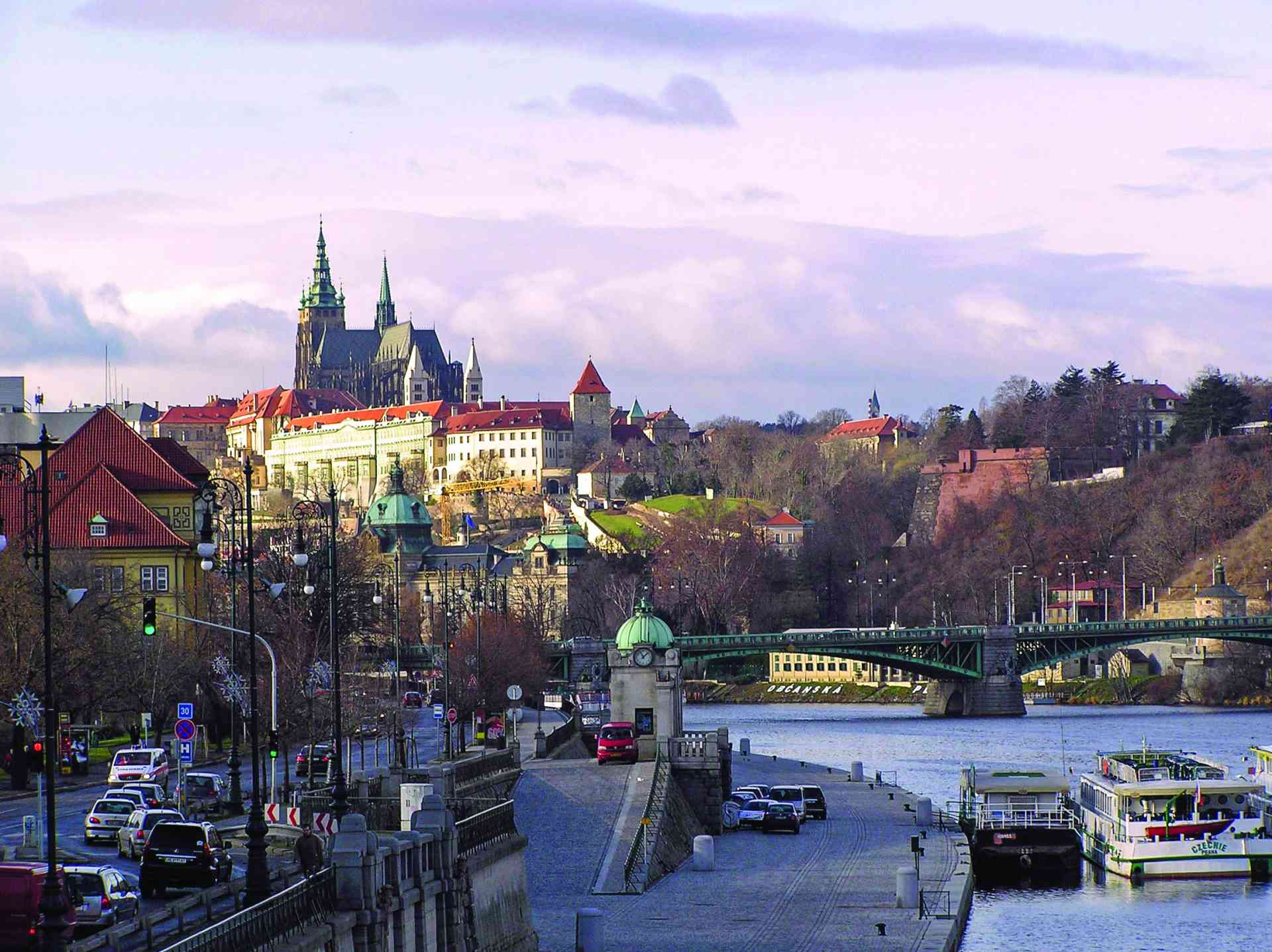 Prague, Czech Republic by Maria Sciarrone