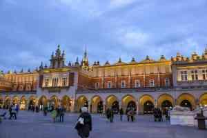 Kraków, Poland by Emily Fraser
