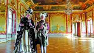 Rundale Palace, Riga, Latvia by Sacha Bunnik