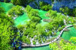 Plitvice Lakes, Croatia by Graham Meale