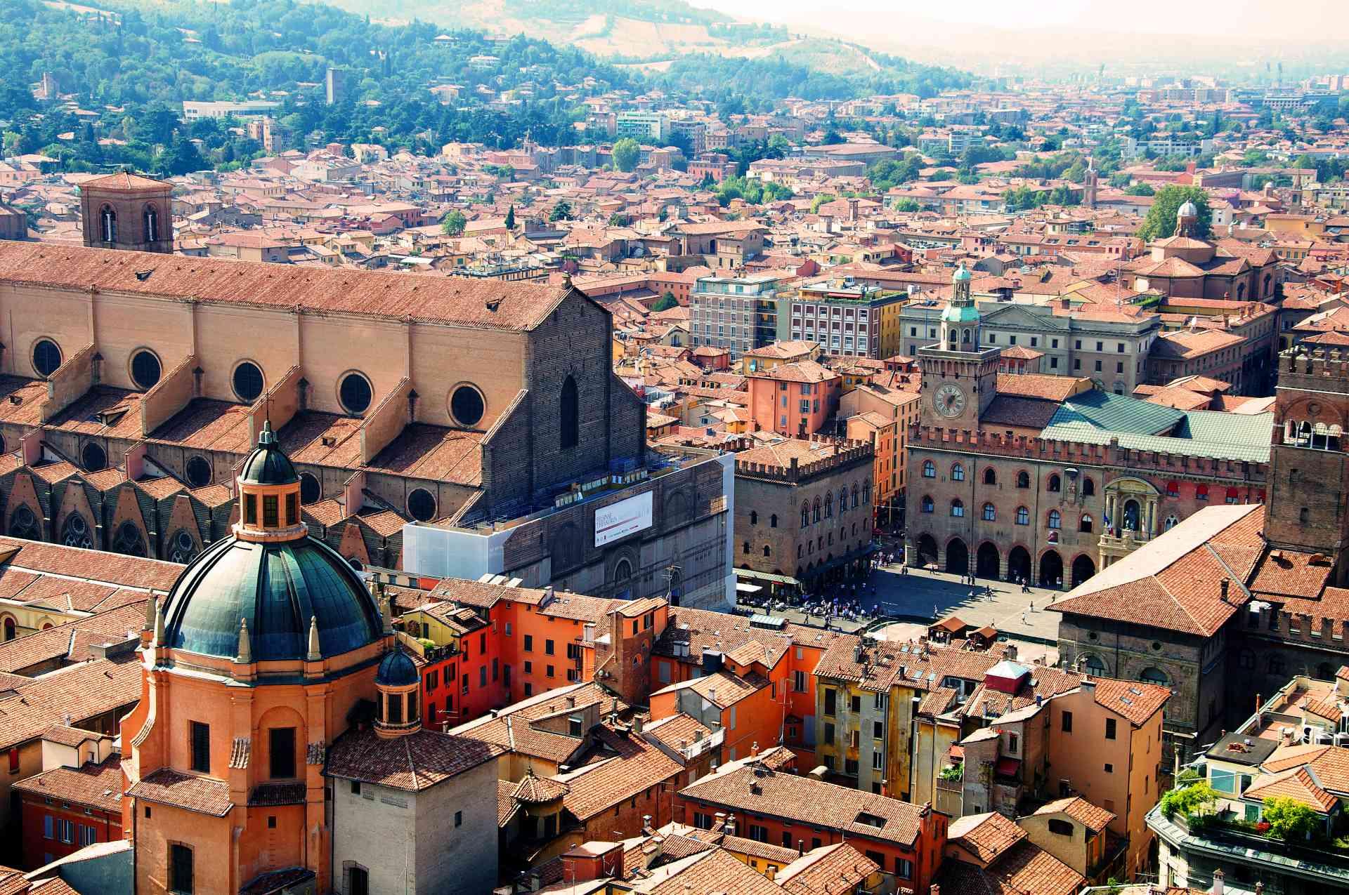 Bologna, Italy by Luca Volpi