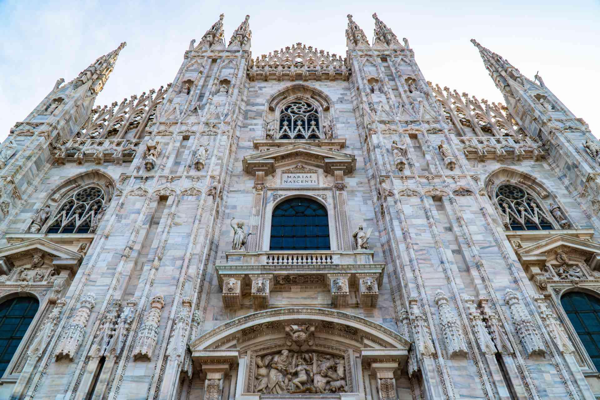 Duomo di Milano, Italy by Mirza Ariadi