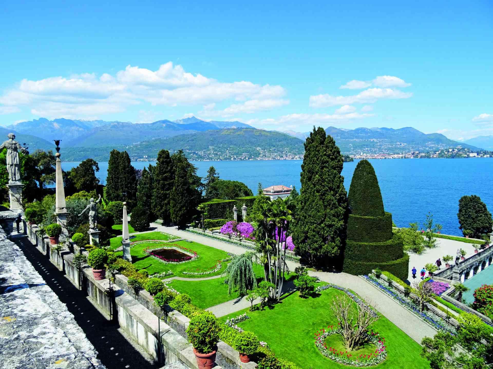 Lake Maggiore, Italy by Sacha Bunnik