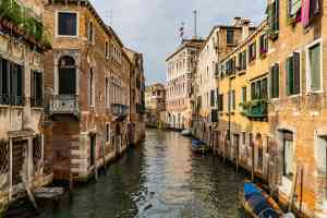 Venice, Italy by Mirza Ariadi