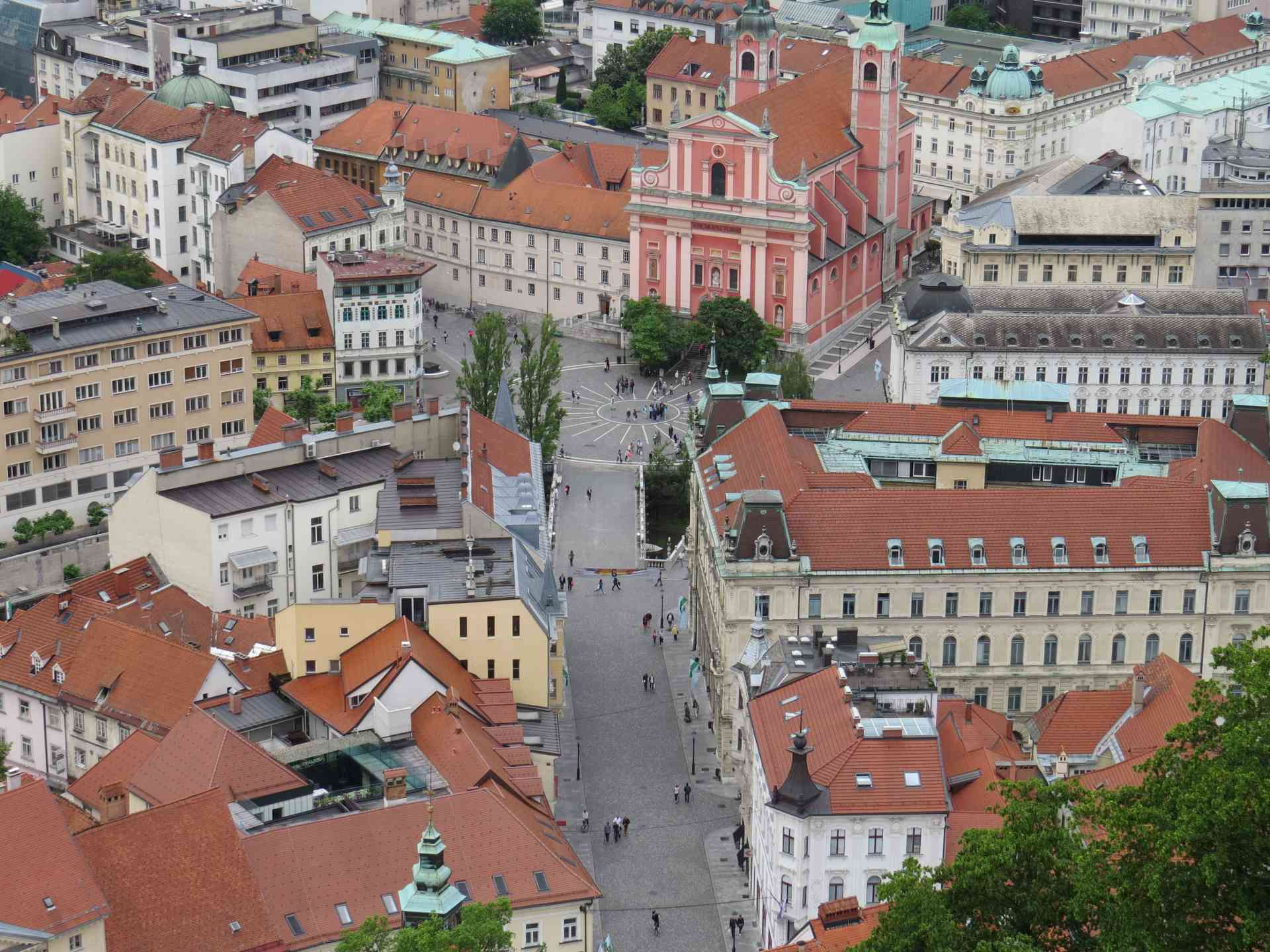 Ljubljana, Slovenia by Adam Dickson