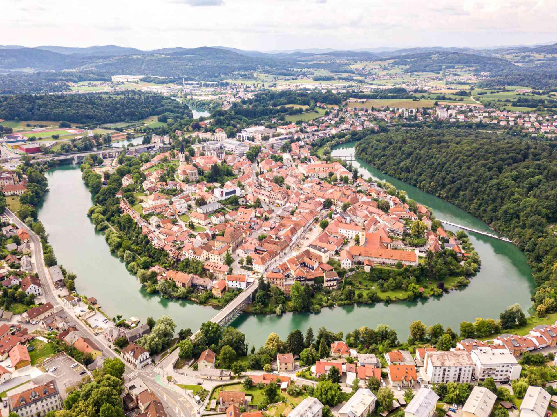 Novo Mesto, Slovenia / Adobe Stock