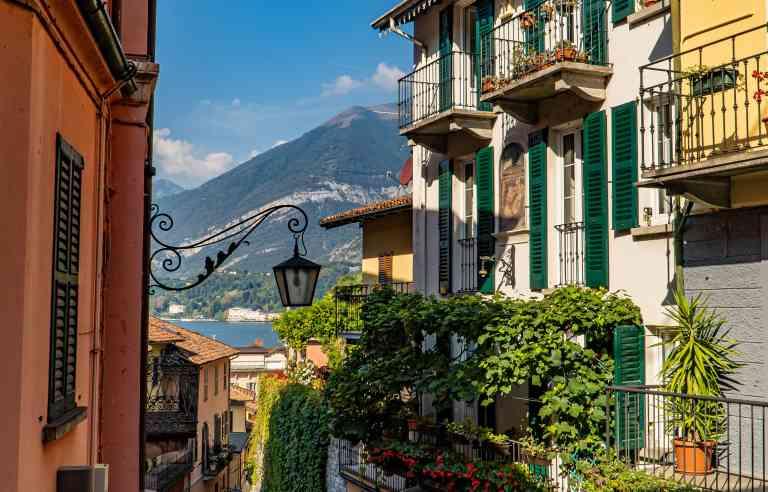 Bellagio, Lake Como, Italy by Mirza Ariadi