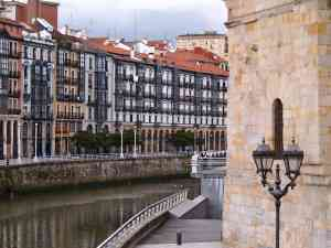 Bilbao, Spain by Jane Mackay