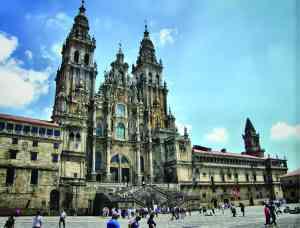 Catedral de Santiago de Compostela, Santiago, Spain by Jose Iglesias