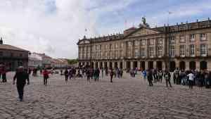Santiago de Compostela, Spain by Priscilla Aster