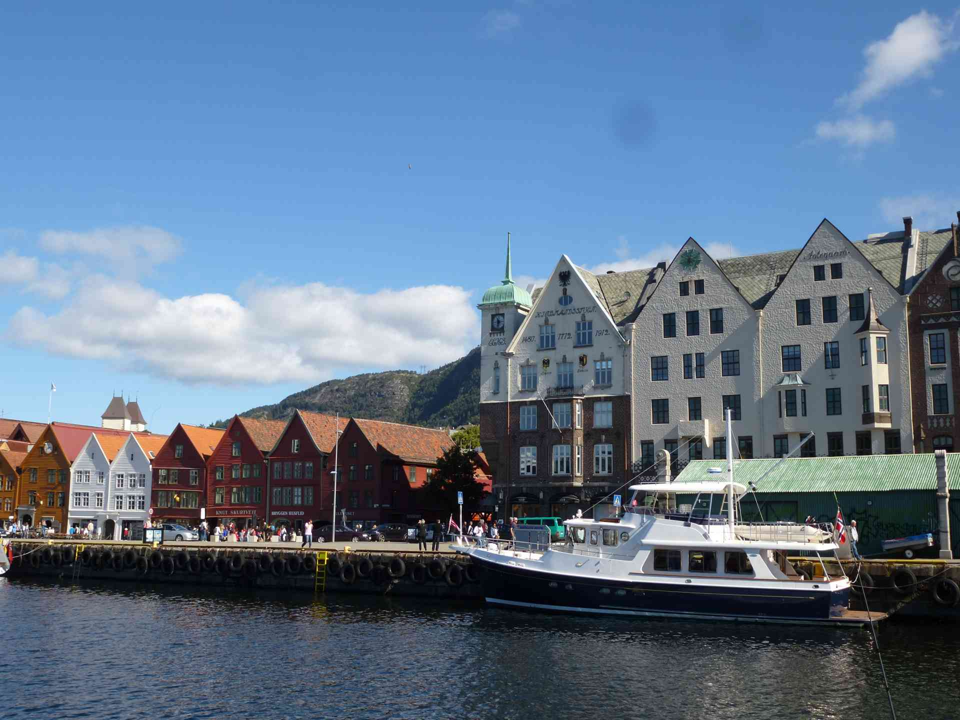 Bergen, Norway by Marion Bunnik