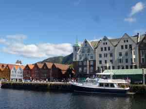 Bergen, Norway by Marion Bunnik