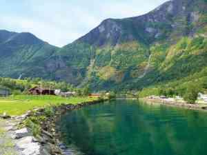 Flåm, Norway by Marion Bunnik