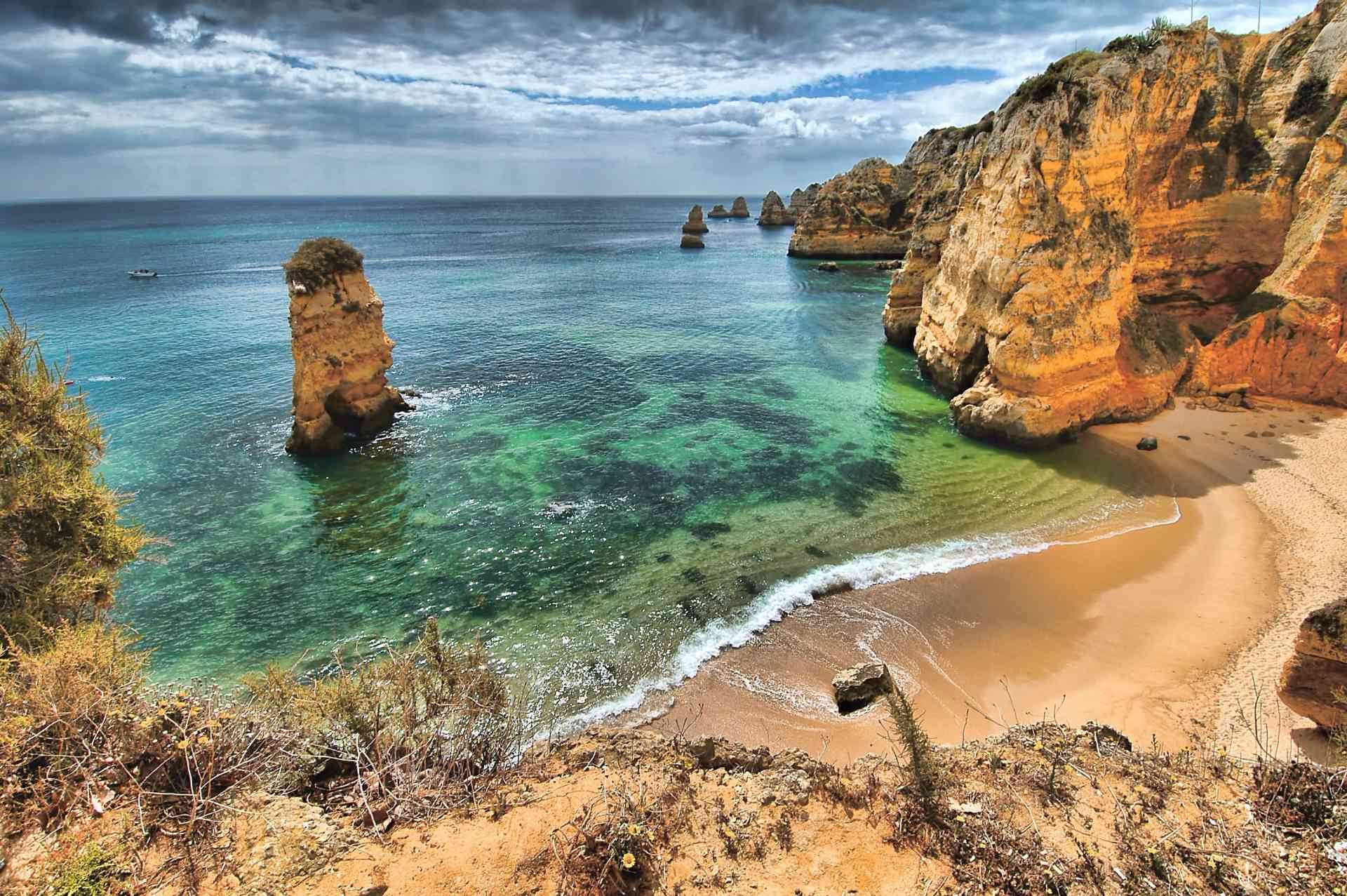 Algarve, Portugal by Oliver Clarke
