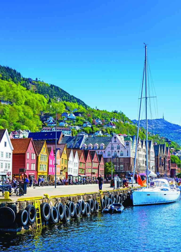 Bergen, Norway by Robin Strand visitBergen