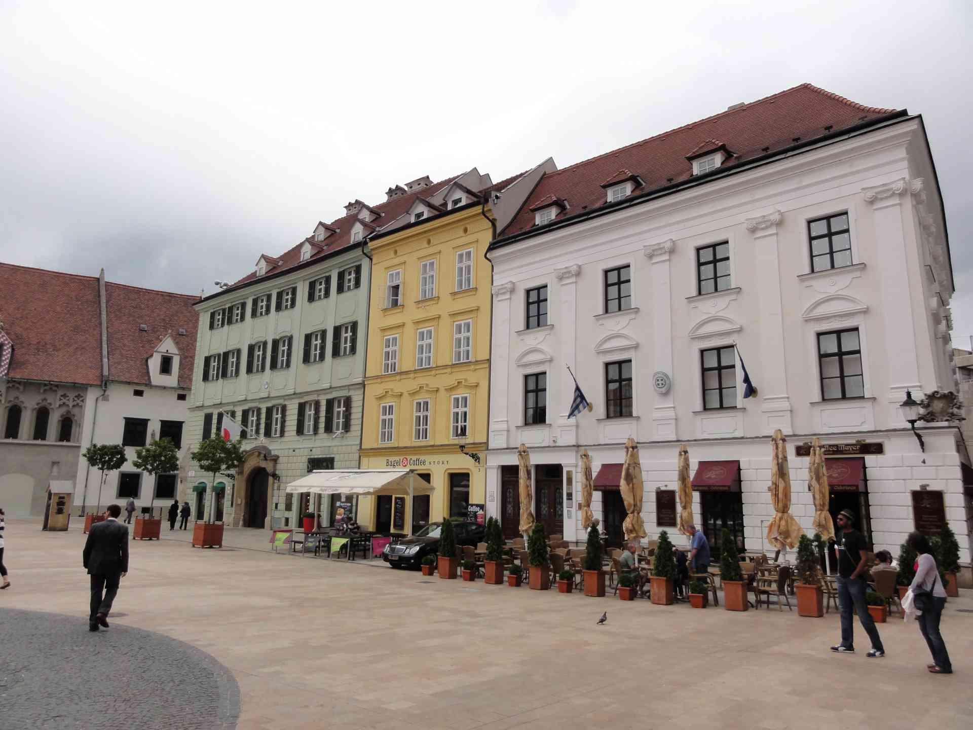Bratislava, Slovakia by Jeremy van Heerde