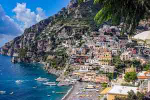Amalfi Coast, Italy by Emily Fraser