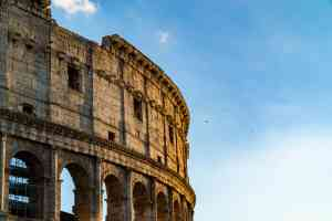 Colosseum, Rome by Mirza Ariadi