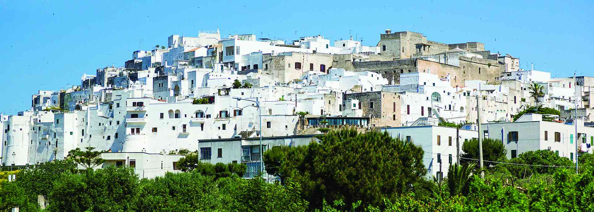 Ostuni, Italy by Graham Meale