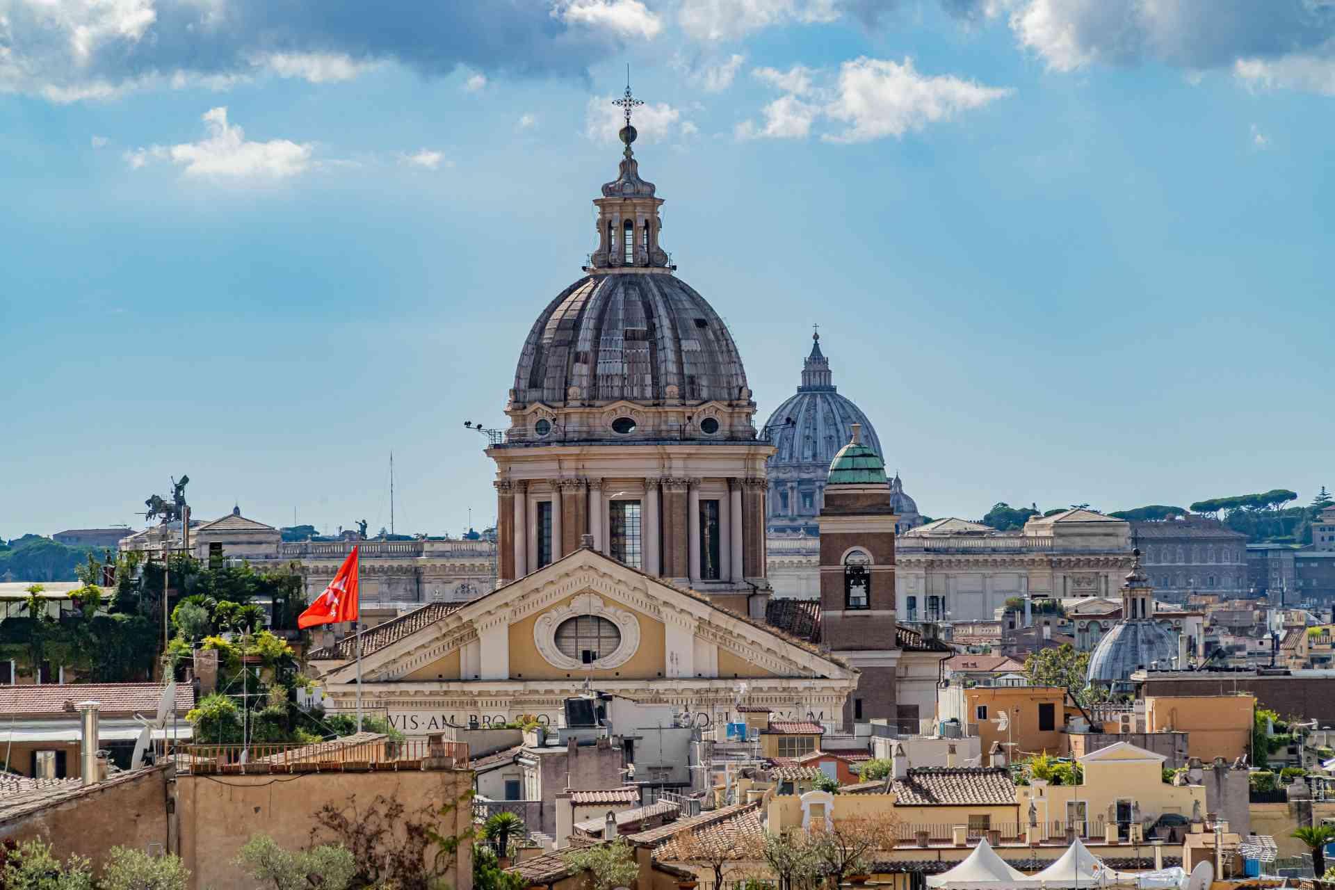 Rome, Italy by Mirza Ariadi