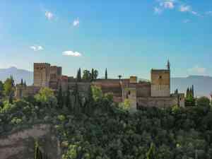 Granada, Spain by Frank Bunnik
