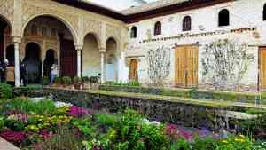 Granada, Spain by Dennis Bunnik