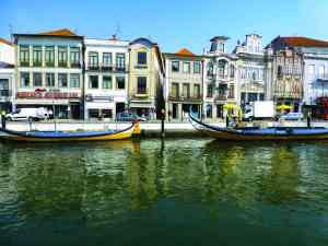 Aveiro, Portugal by Dennis Bunnik