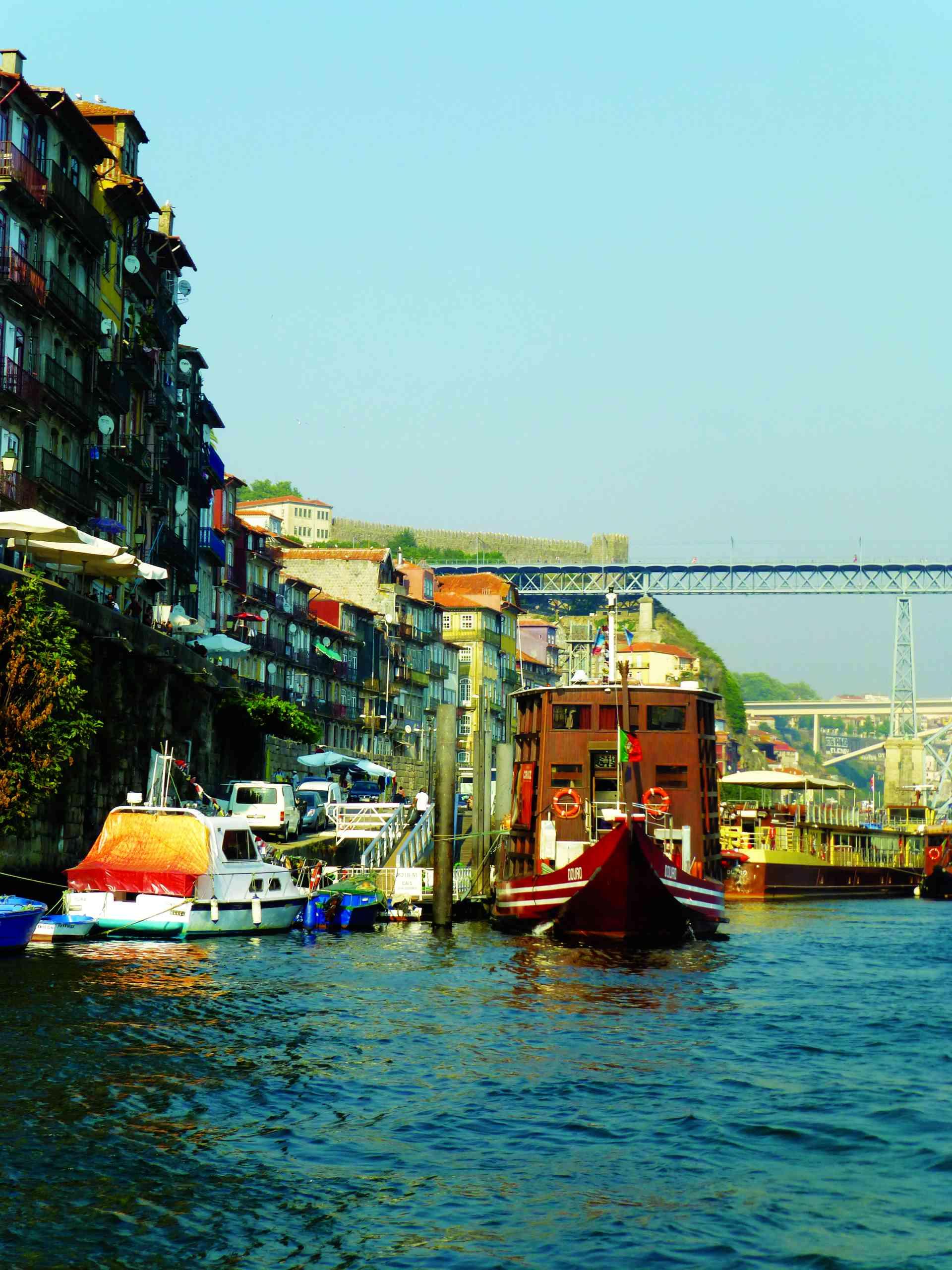 Porto, Portugal by Dennis Bunnik