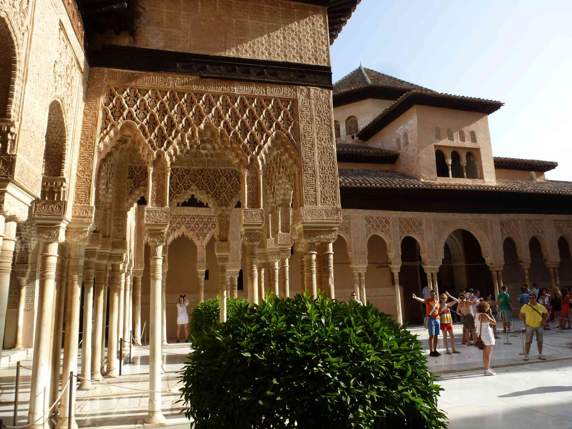 Granada, Spain by Marion Bunnik