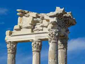 Pergamum, Turkey by Marion Bunnik