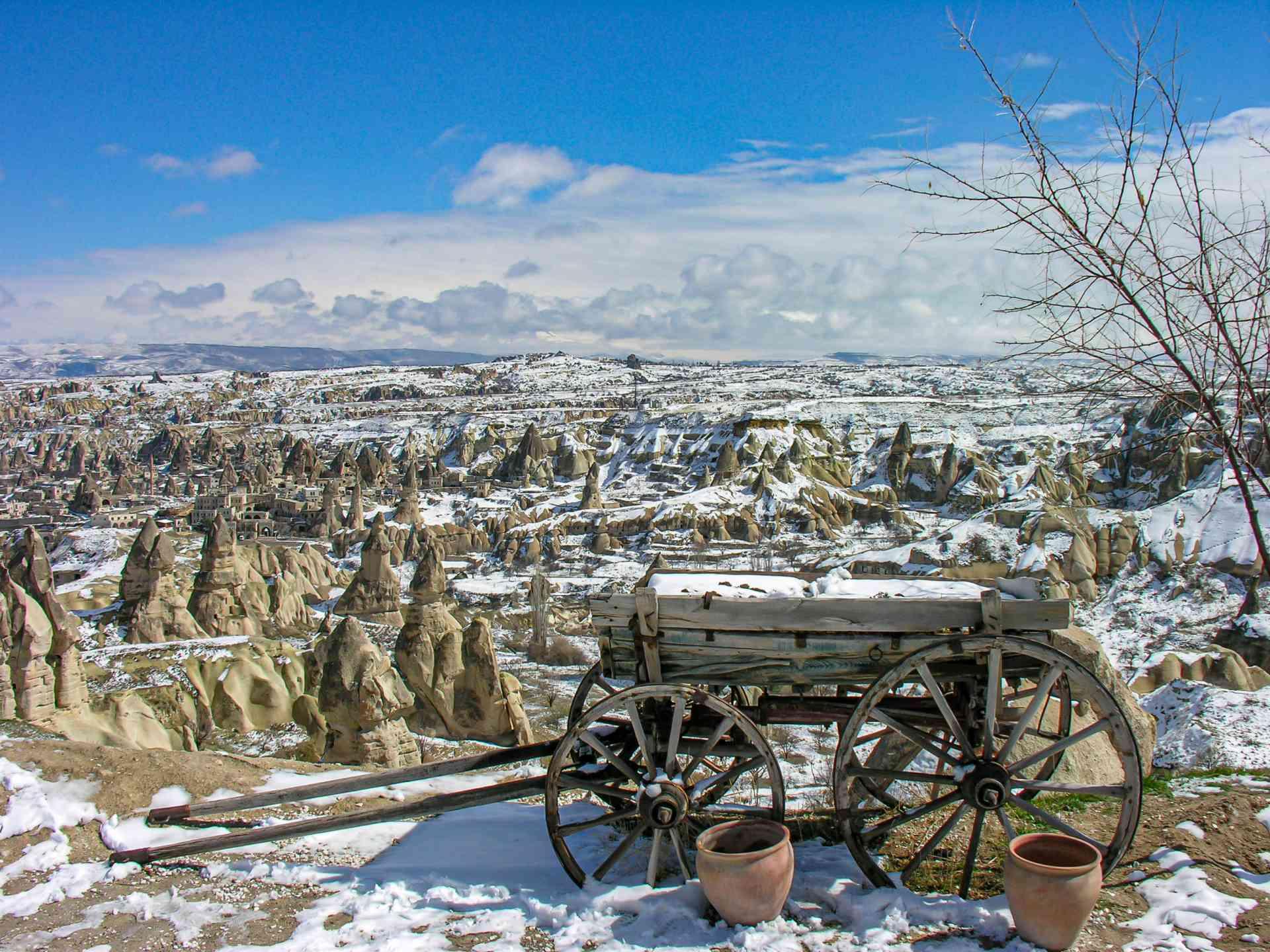 Cappadocia, Turkey by Marion Bunnik